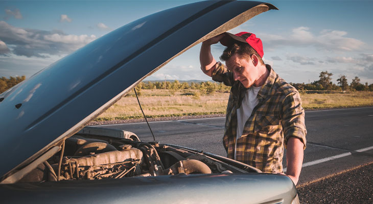 What To Do When Your Exotic Car Breaks Down?