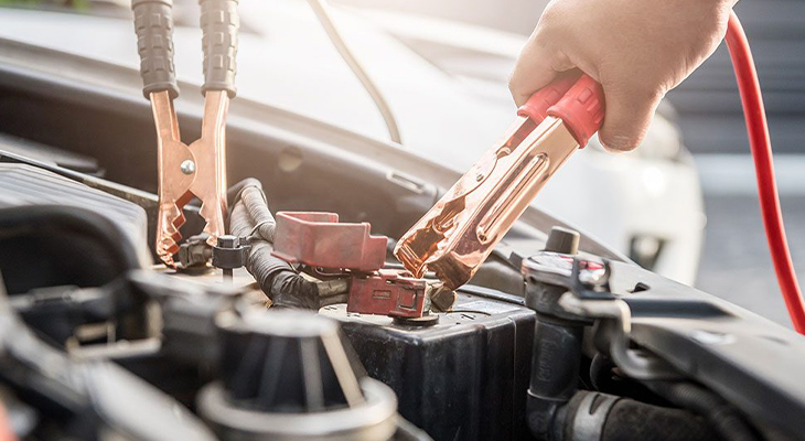 Dealing With A Dead Car Battery? Here's What You Need To Do