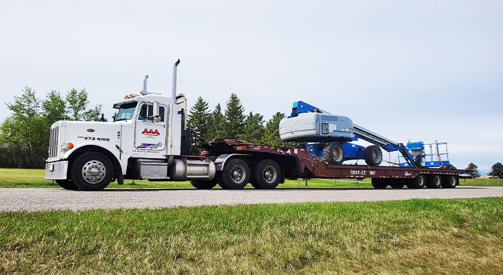 Factors That Affect The Cost Of Heavy Equipment Hauling