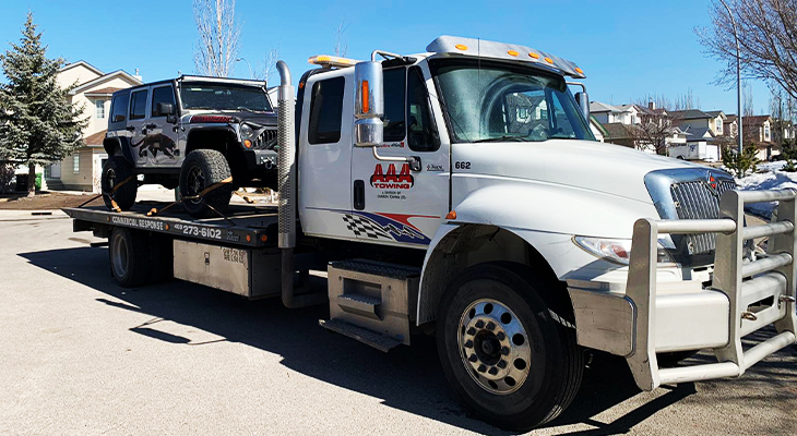 6 Steps To Take Before You Have Your Vehicle Towed