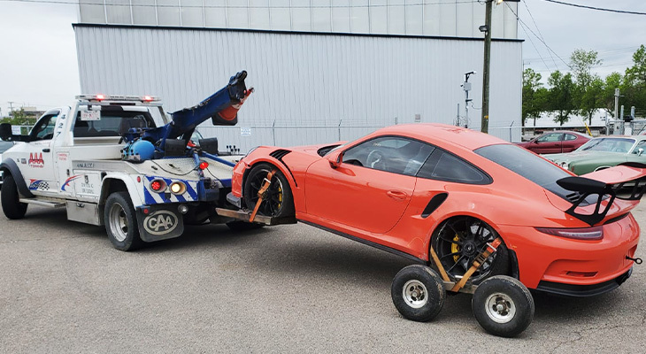 What Is Wheel Lift Towing, And Is It Good For Your Vehicle?